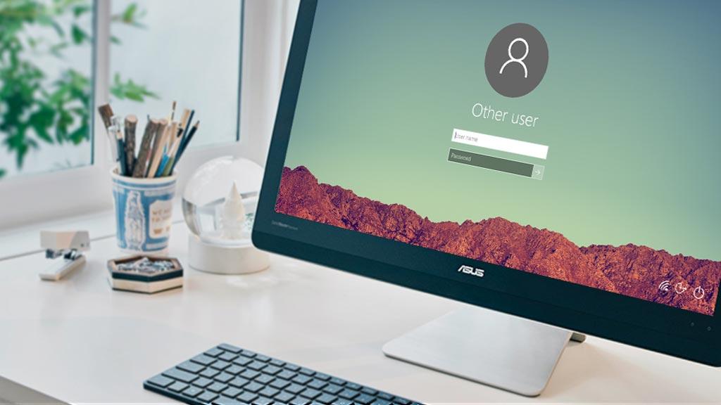 Cara merubah tampilan lockscreen windows 10