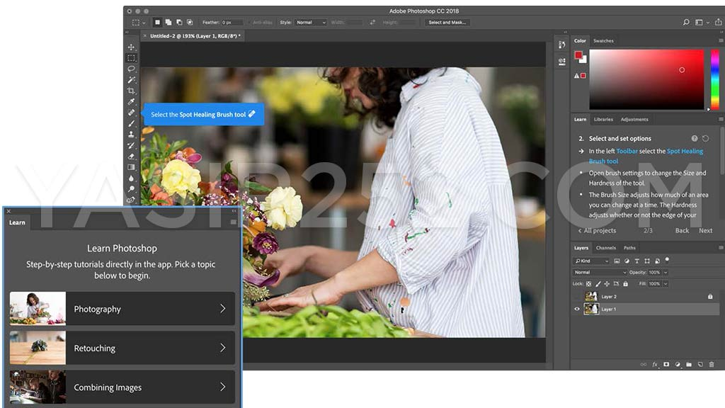 Download Adobe Photoshop CC 2018 Full Version [GD] | YASIR252