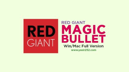 Download Magic Bullet Suite Full Version Serial