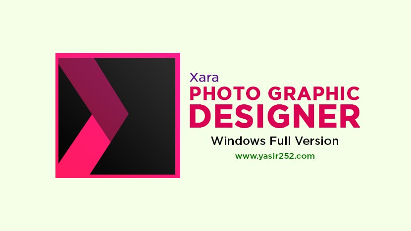 Download Xara Photo Graphic Designer Full Version