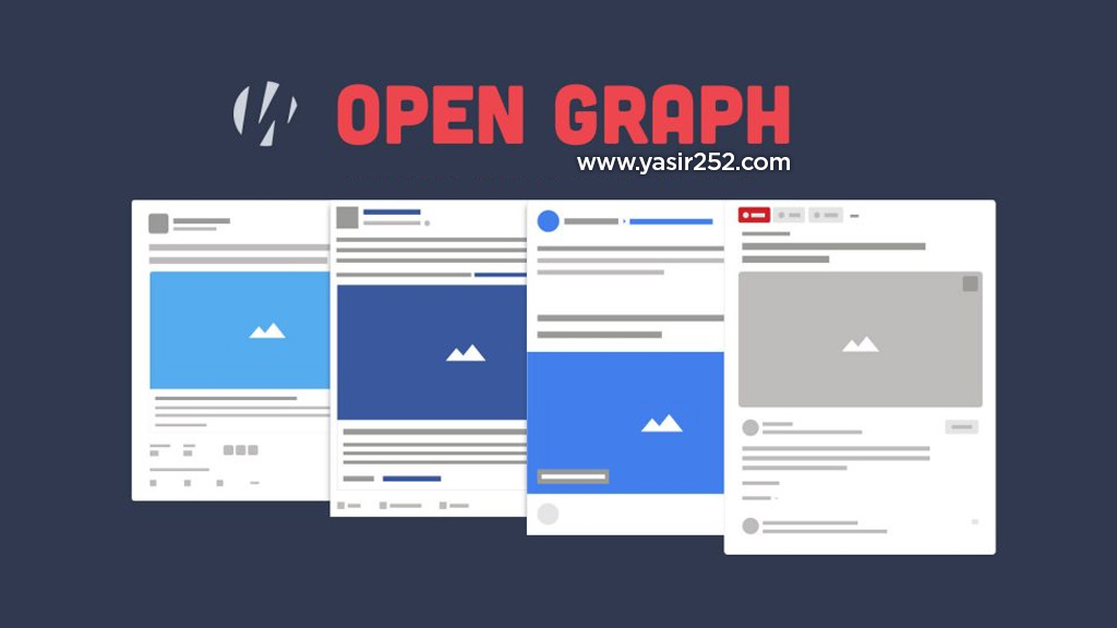 Pengertian Open Graph Tags Cara Memasang Open Graph di Website WordPress Blogger Yasir252