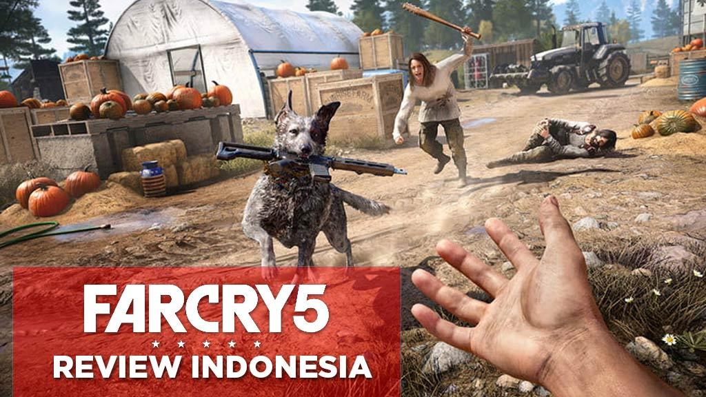 Review Far Cry 5 Indonesia Yasir252