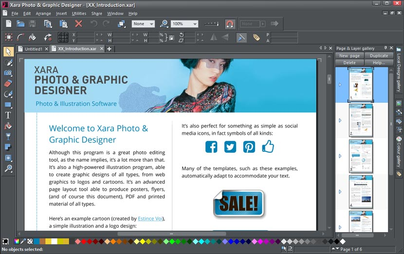 Xara Photo Graphic Designer Full Crack