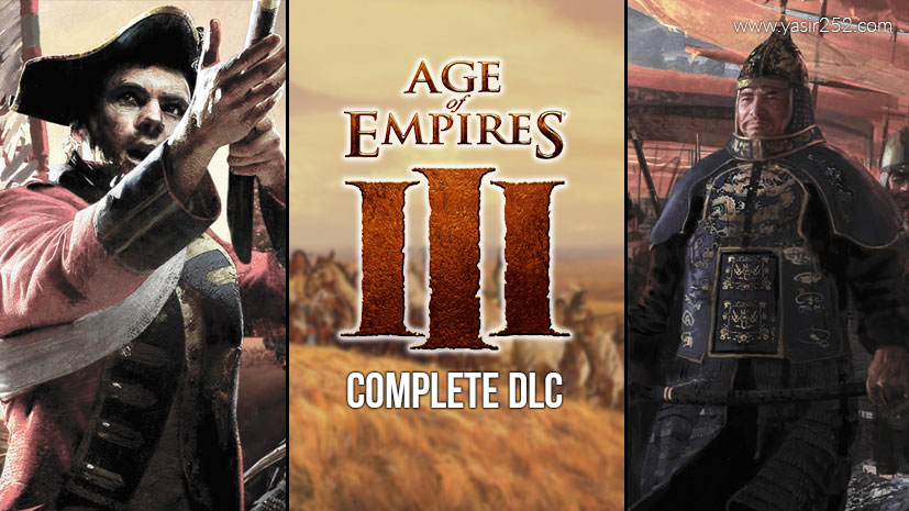 Age of empires 3 download full version pc game