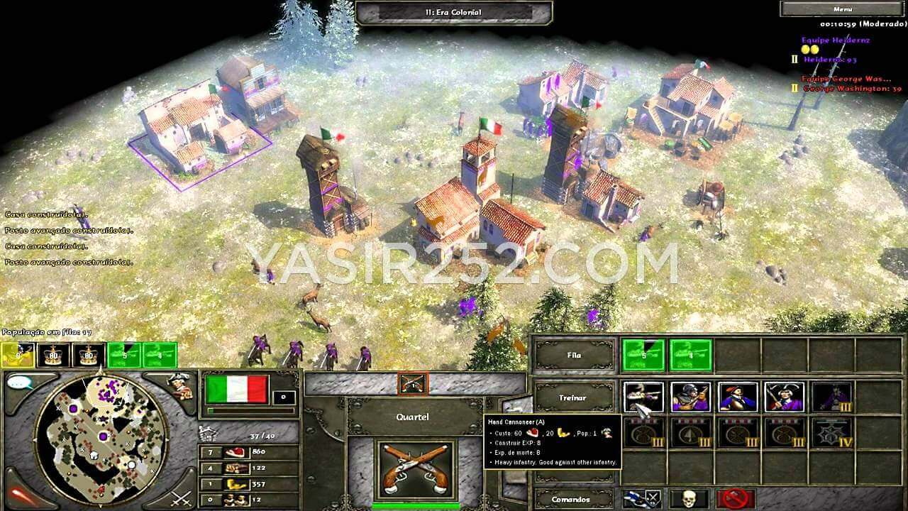 Download age of empire 3 expansion pack terbaru gratis