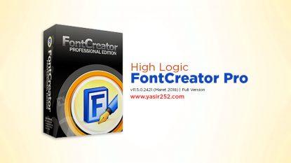 Download Aplikasi Membuat Tulisan Font Creator Pro 11 Full Version