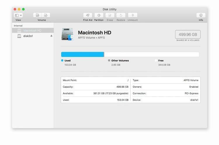 Cara Format Flashdisk Mac