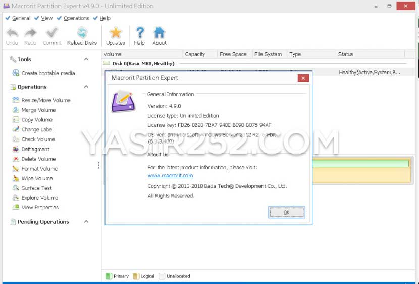 Cara membagi partisi hardisk partition expert full crack