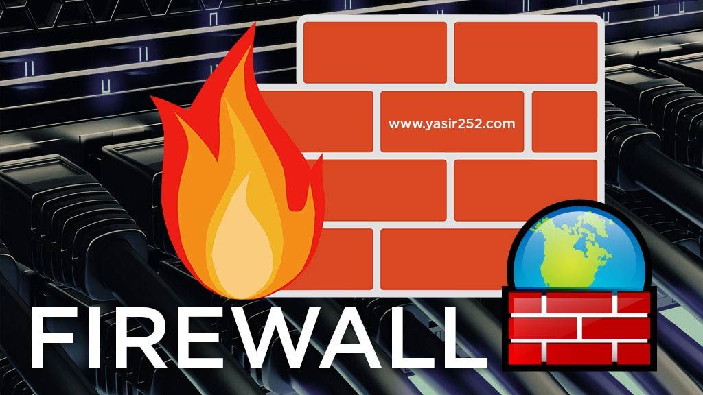 Cara Memblokir Program dengan Firewall Agar Tidak Terhubung ke Internet Yasir252