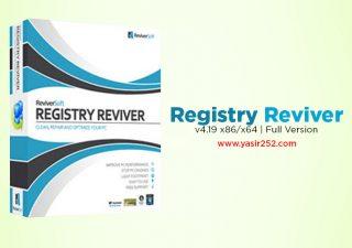 Cara Mempercepat Kinerja Laptop Registry Reviver Full Version Crack Yasir252