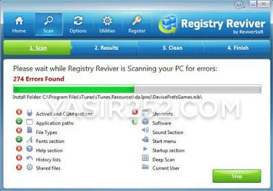 Cara Mempercepat Kinerja Laptop Registry Reviver Full Version Yasir252