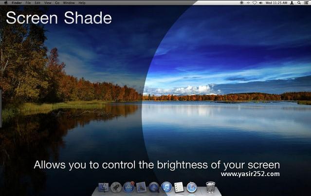 Cara Mengurangi Kecerahan Layar Macbook & iMac Yasir252