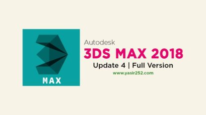 Download 3DS Max 2018 Full Version Crack