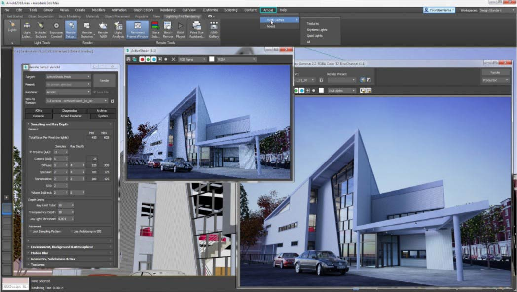 Download 3DS Max 2018 Full Version Free Yasir252