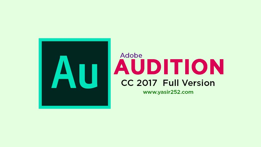 adobe audition free download full version for windows 7 with crack