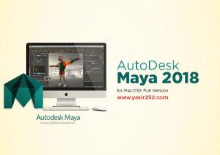 Download Autodesk Maya 2018 Mac Full Version Yasir252