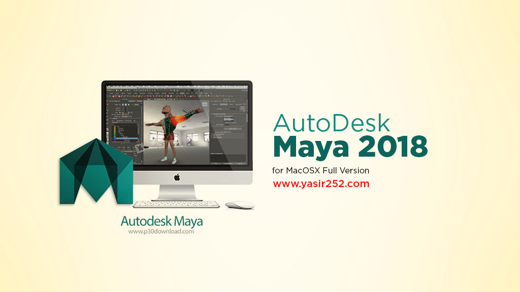 Download Autodesk Maya 2018 Full Version Yasir252