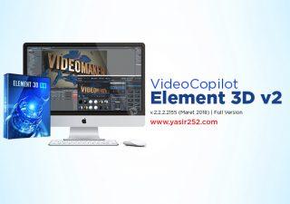 Download Element 3D V2 Crack Full Version Win Mac Yasir252
