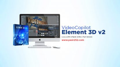 Download Element 3D V2 full version windows