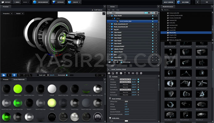 Download element 3d v2 full version mac