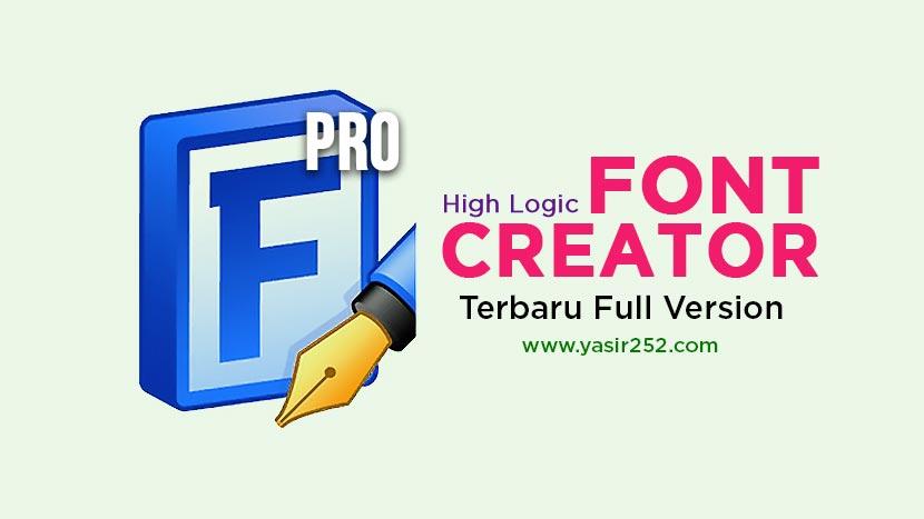 Download Font Creator Full Crack