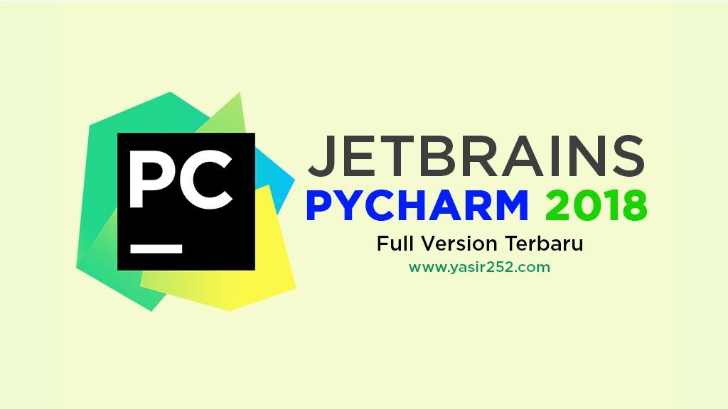 Download Jetbrain Pycharm 2018 Full Version