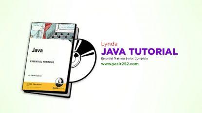Download lynda Java Essential Training Series Yasir252