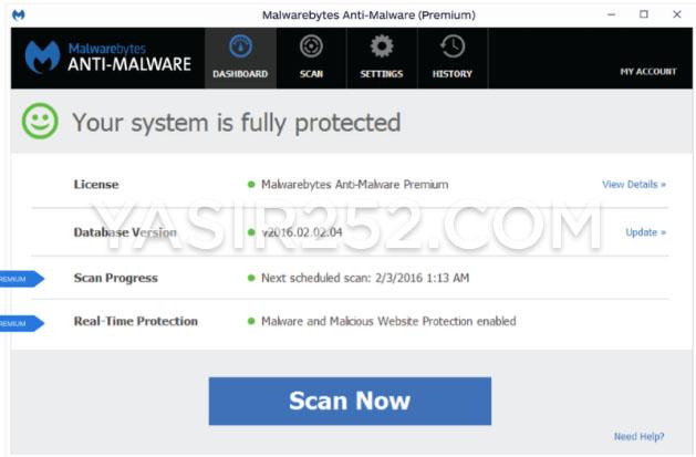 Download Malwarebytes Full Version Premium Anti Malware Free Yasir252