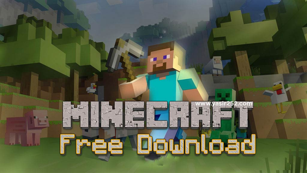 Download Minecraft Gratis - Minecraft Download Gratis