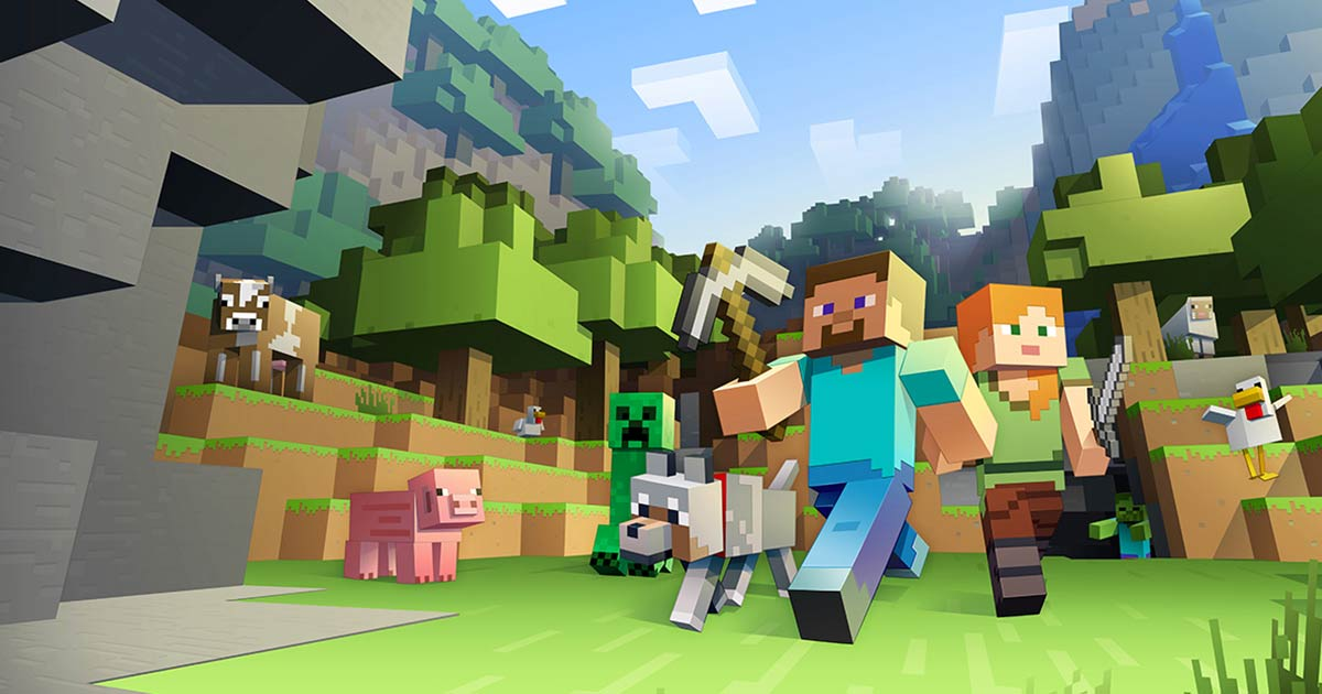 Download game minecraft gratis full version untuk pc