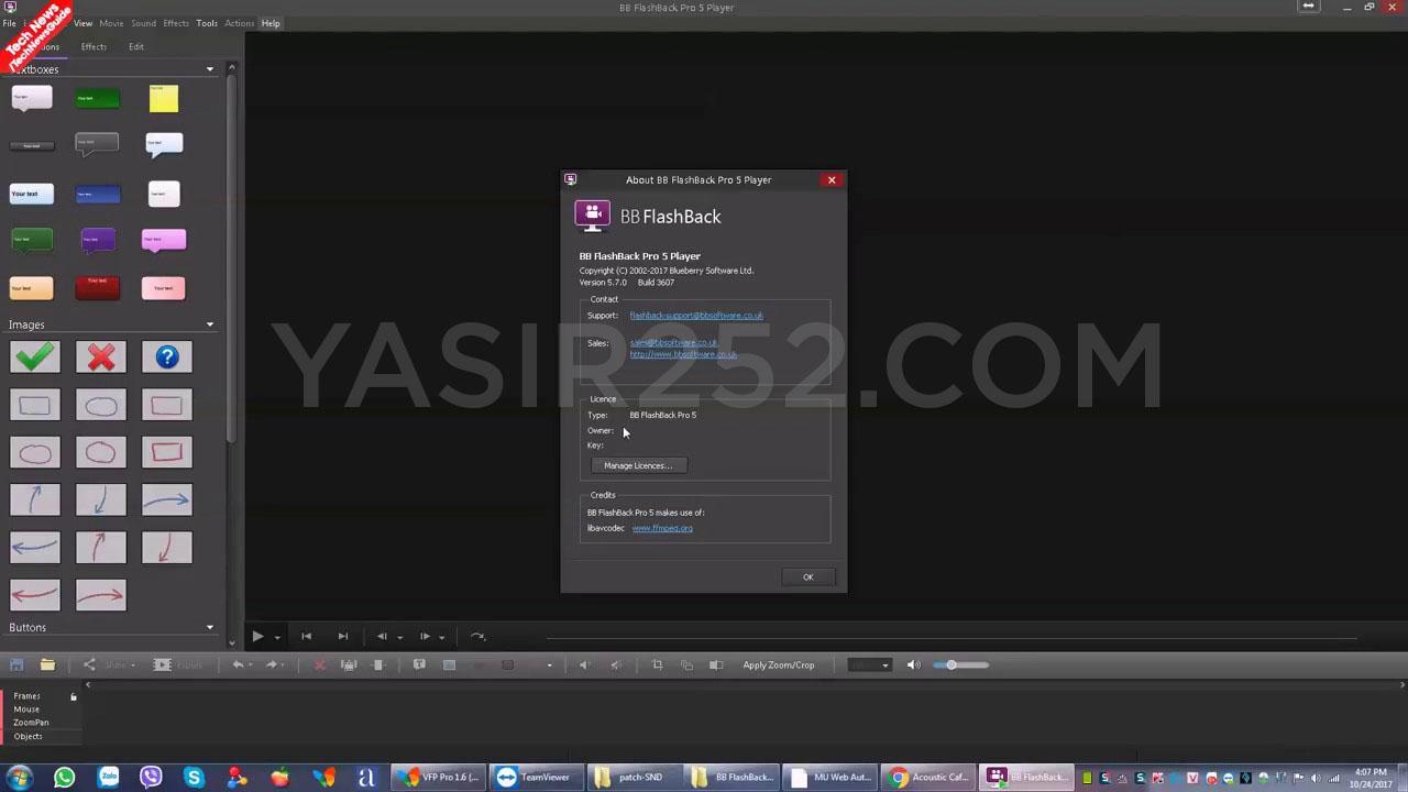 Download Screen Capture full version bb flashback pro 5 Yasir252