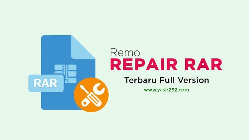 Download remo repair rar tool