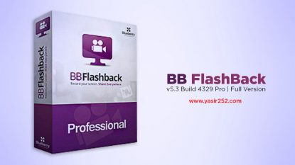Screen Recorder Download BB Flashback Pro 5 Full Version Yasir252