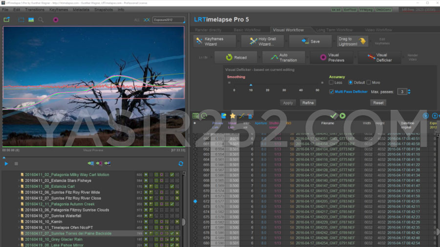 Download Video Timelapse Lightroom LRTimelapse Full Version Yasir252