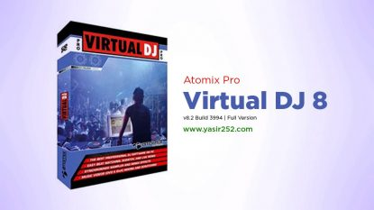 Download Virtual DJ 8 Full Version Aplikasi Virtual DJ Online Yasir252