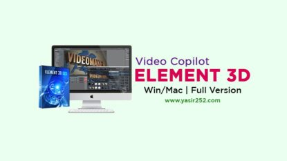 Element 3D v2 Full Version