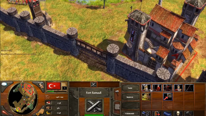 Age of empires III gameplay