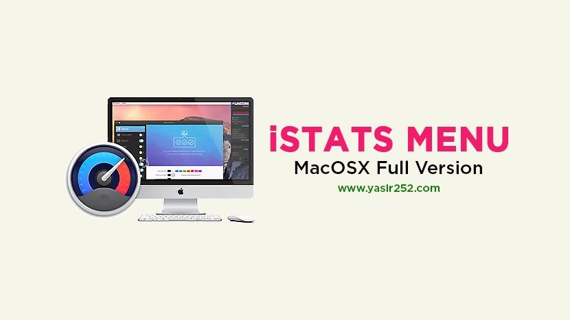 iStats Menus Download Mac Full Version