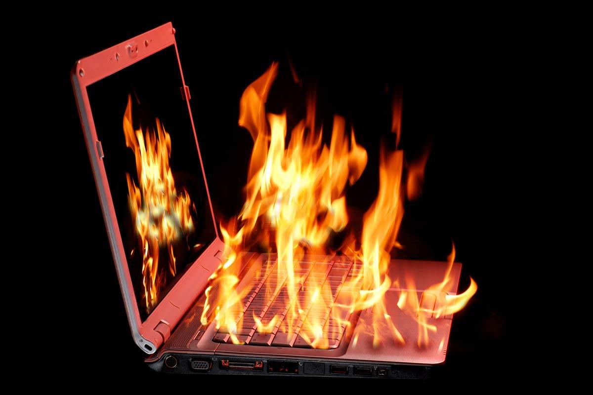 Kenapa laptop cepat panas