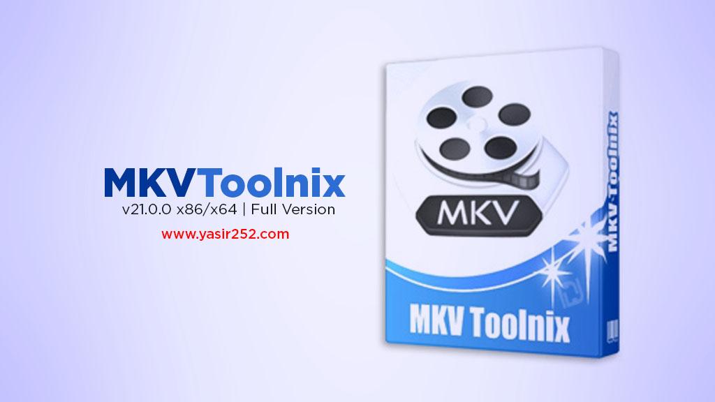 Memperkecil Ukuran Video MKV MKVToolNix Yasir252