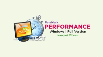 PassMark Performance Test Free Download Full Version