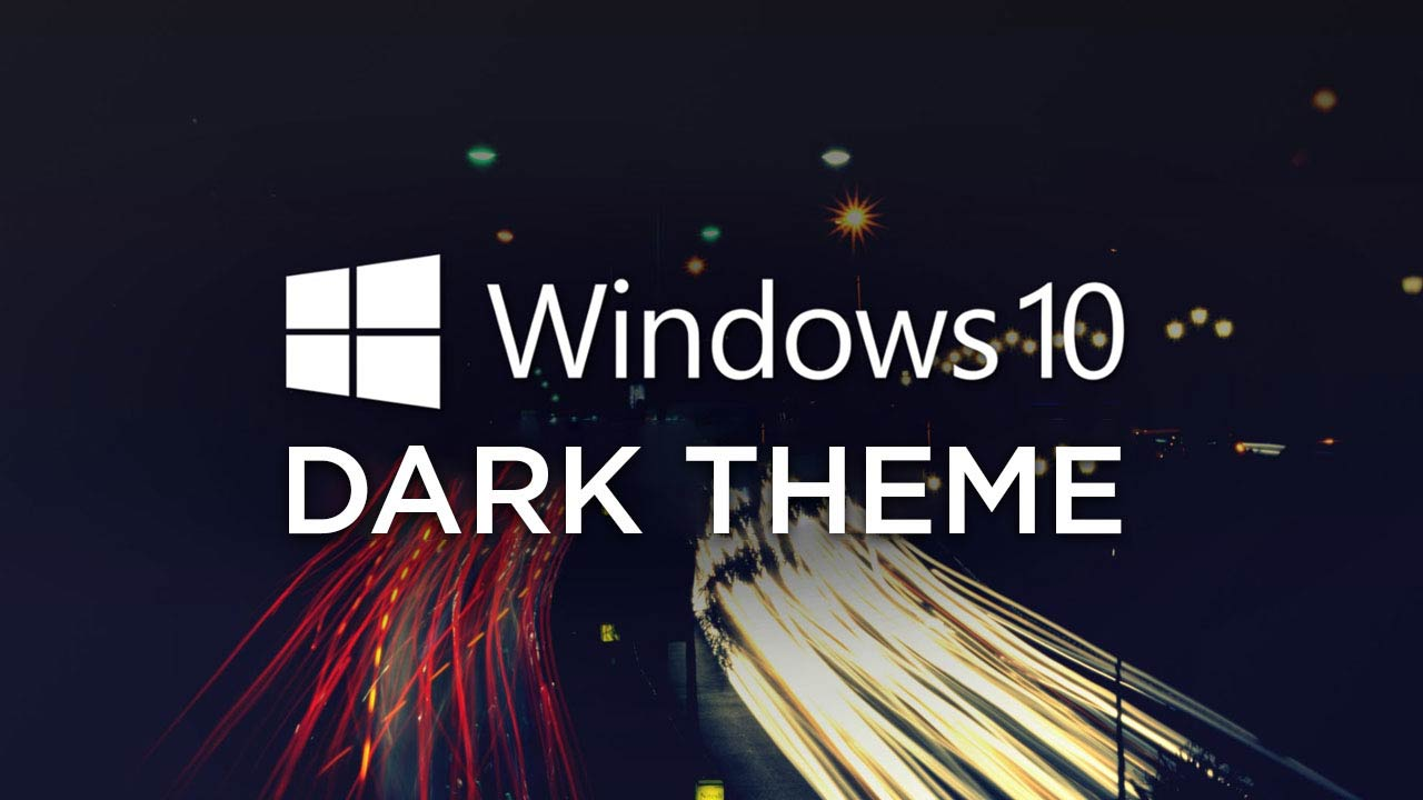 Tema Terbaik Windows 10 Dark Edition Yasir252