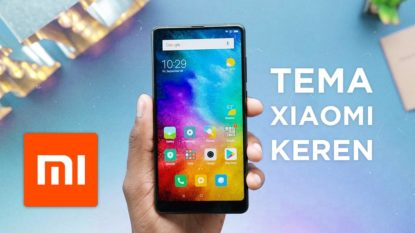 13 Tema terbaik xiaomi gratis download