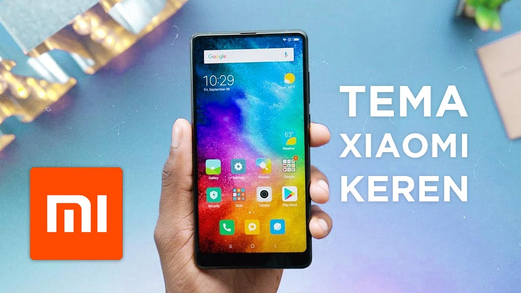 Tema xiaomi keren MIUI theme gratis download