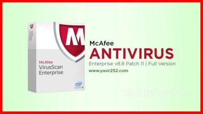 Antivirus mcafee free download full version