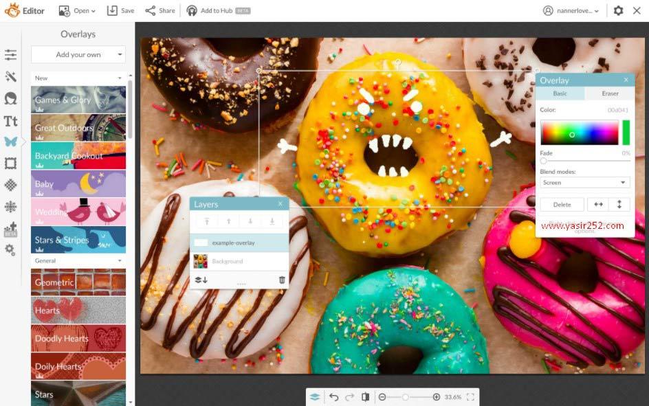 Aplikasi Edit Foto Online Terbaru Gratis Terbaik PicMonkey Yasir252