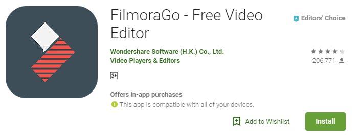 Film Ora Go Salah Satu Aplikasi Edit Video Android Terbaik Gratis di Dunia
