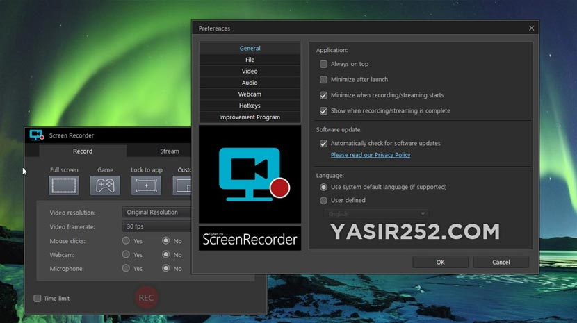 Aplikasi Screen Recorder Gratis Download