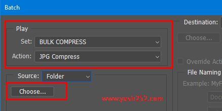 cara mengkompres file jpg