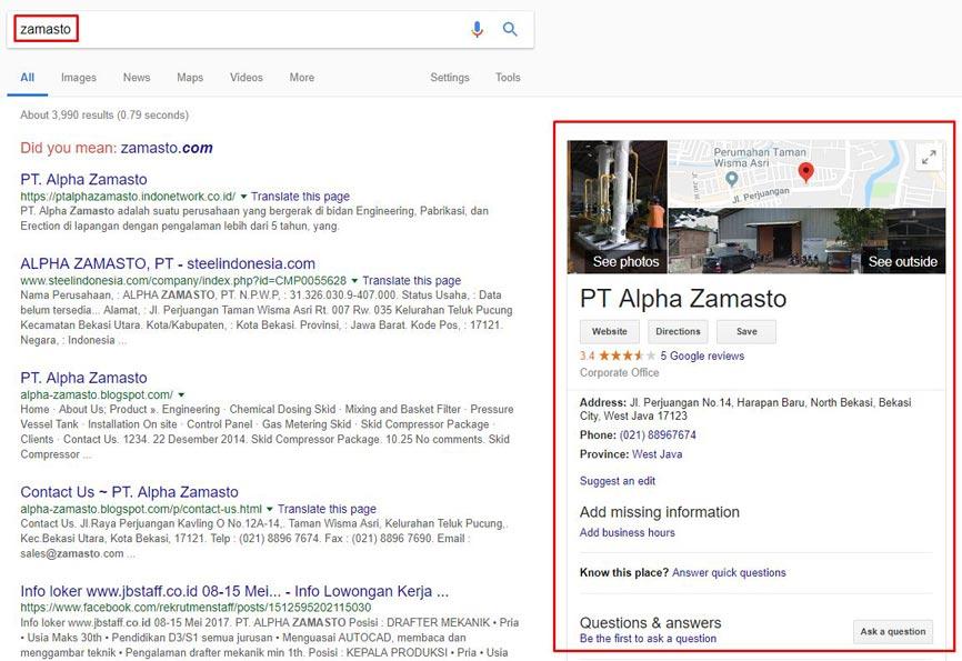 Belajar Bisnis Online Dengan Tools Gratis Google Yasir252